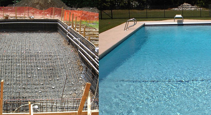 Commercial Pool Construction Boston New Hampshire