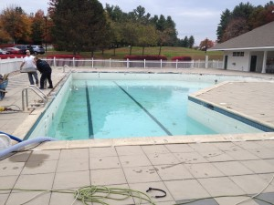 pool coping repair