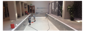 commercial pool repair Boston