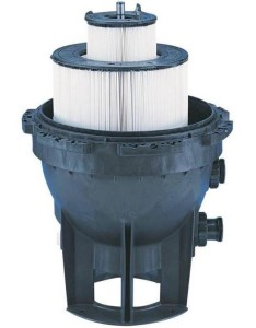 Cartridge pool filter