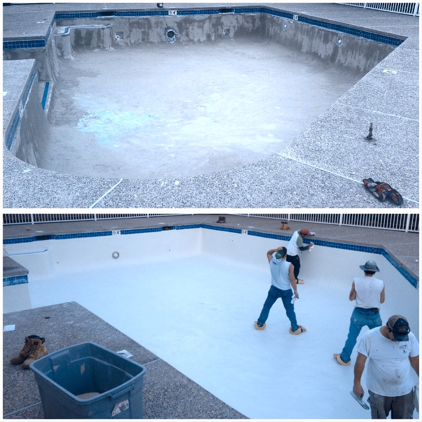 Commercial Pool Renovation Projects Boston and New Hampshire and All of MA