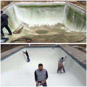 pool resurfacing Cotuit