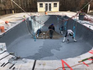 Pool plaster haverhill
