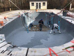 Pool plaster haverhill